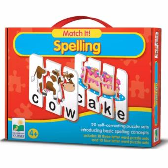 Educational Series - 20-Pieces Spelling Puzzle