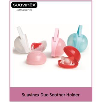 Harga Suavinex Duo Soother Holder