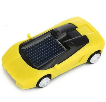 Harga Rorychen Value of Solar Small Sports Car Creative Toy Car - intl