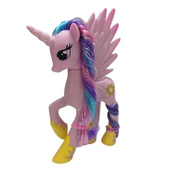 Harga My Little Pony Princess Twilight Sparkle Luna Moon Kid Toy GiftPink - intl