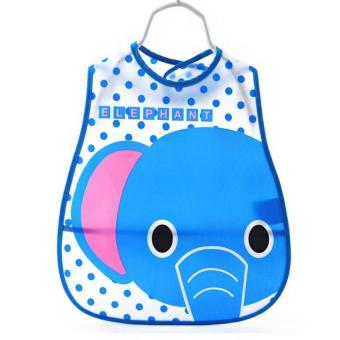 Harga PAlight Baby Kids Cute Cartoon EVA Waterproof Silicone Children Bibs