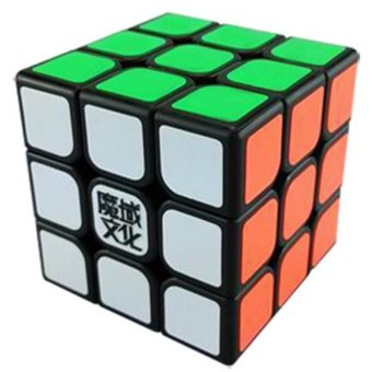 Harga MoYu AoLong V2 3x3x3 Speed Cube Enhanced Edition Black - intl
