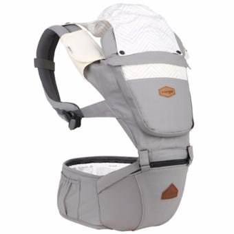 Harga I-angel Nature Baby Hip Seat Carrier (Cloud gray) - intl