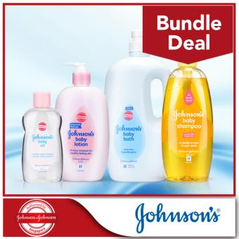 Harga Johnson's Baby Regular Bundle