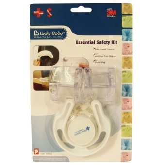Harga Lucky Baby® 628058 Essential Safety Kit