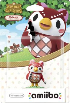 Harga Amiibo for Nintendo Action Figure Celeste (Animal crossing series)