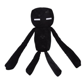 Harga Rorychen Game Collection Enderman Plush Toy (Black) (EXPORT)