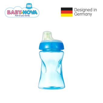 Harga Baby-Nova Drinking Cup 300ml 36 months+ (Blue)