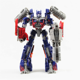 Harga 2-in-1 Optimus Prime Figure Transformers 4 Age of Extinction Generations Transformation Figure - Intl