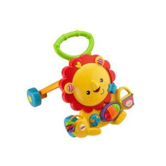 Harga Fisher-Price® Musical Lion Walker