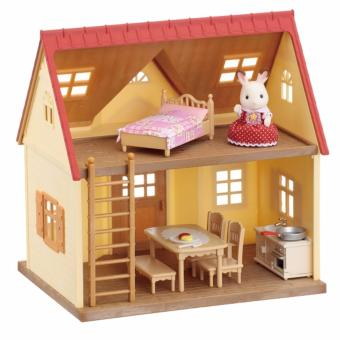 Harga Sylvanian Families Cosy Cottage Starter Home