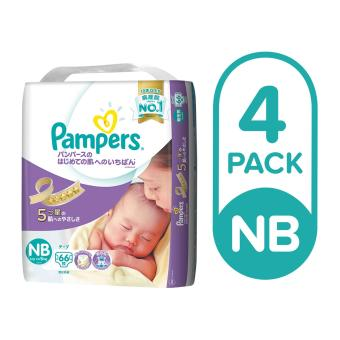 Harga Pampers Premium Care Tape Diapers New Born - Case