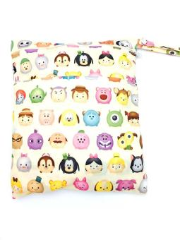 Harga OurOne&Only Tsum Tsum Waterproof Wetbag Meduim Size
