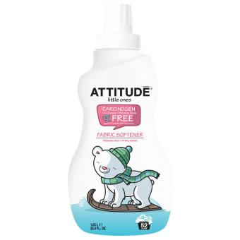Harga ATTITUDE Baby Safe Fabric Softener 1L - Fragrance Free