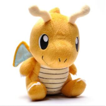Harga Pokemon Go DRAGONITE Plush Toy Collectible