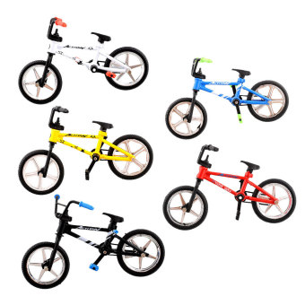 Harga 4.4' Excellent Finger Mountain Bike BMX Fixie Bicycle Toy Toy Gift Wholesale(Export)