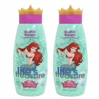 Harga Naturaverde Disney Princess Shampoo Ariel 300ml x2 bottles