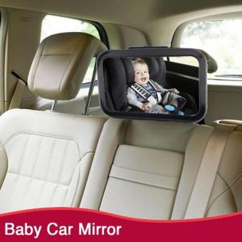 Harga Baby Car Seat Mirror | Infants Safety Mirror