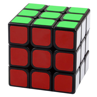 3x3x3 Magic Cube Speed Puzzle Cube Rubik's cube Intelligence Educational Toys Gift - intl
