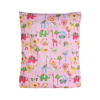 Harga Portable Reusable Wet Bag Mama Cloth Menstrual Sanitary Maternity Pads Nappy Pouch - intl