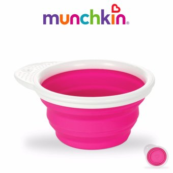 Harga Munchkin Collapsible Toddler Go Bowl