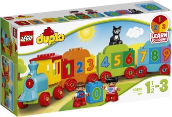 Harga LEGO 10847 DUPLO My First Number Train