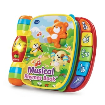 Harga Vtech Musical Rhymes Book