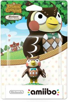 Harga Amiibo for Nintendo Action Figure Blathers (Animal crossing series)