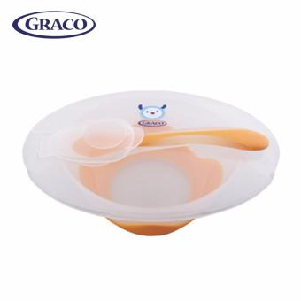 Harga Graco Anti-slip Bowl with Spoon