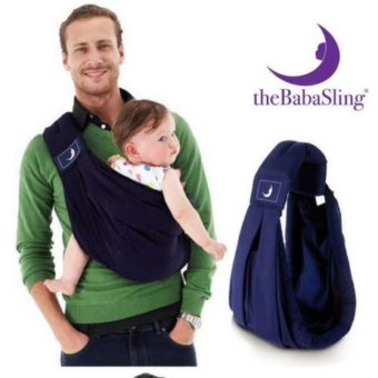 Harga New Born Baby Sling Wrap Carrier From Newborns To Todder - intl
