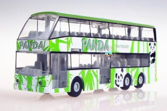 Harga Luxury double sightseeing bus