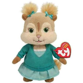 Harga Ty Alvin and the Chipmunks Soft Toy - Eleanor