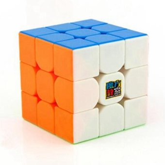 Harga MoYu Cubing Classroom MoFangJiaoShi MF3RS 3x3 Speed Magic Cube Puzzle Brain Teasers, Bright Stickerless - intl