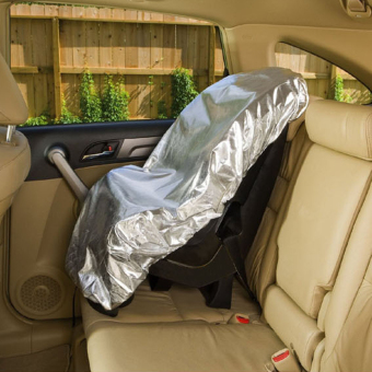 Harga Infant Car Seat Cover