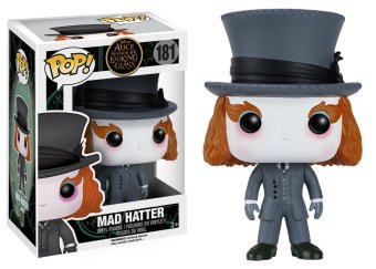 Harga Funko POP Disney: Alice Through The Looking Glass 181 Mad Hatter -