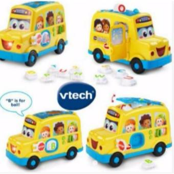 Harga Vtech Count & Learn Alphabet Bus