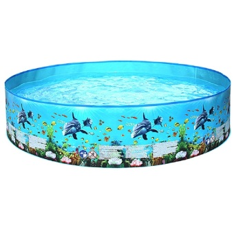 Harga PS Beachfront Pool / Family Wading Kids Pool