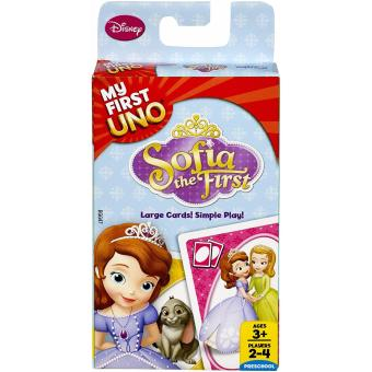 Harga My First UNO Disney Sofia The First Card Game