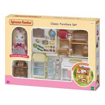 Harga Sylvanian Families Classic Furniture Set -for Cosy Cottage Starter Home-