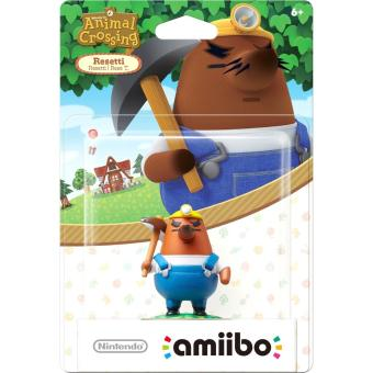 Harga Amiibo for Nintendo Action Figure Resetti (Animal Crossing Series)