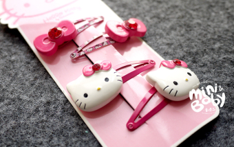 Harga Hairpin cute baby hair accessories children hairpin hairpin hairpin cute children's cartoon suits girls