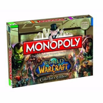 Harga Monopoly World of Warcraft