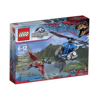 Harga LEGO Jurassic World - Pteranodon Capture - 75915