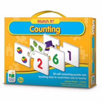 Harga Educational Series - 30-Sets Counting Puzzle