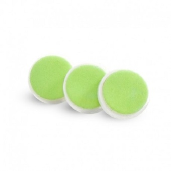 Harga Zoli BUZZ B REPLACEMENT PADS - GREEN 6-12m