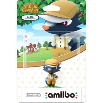 Harga Amiibo for Nintendo Action Figure Kicks (Animal Crossing Series)