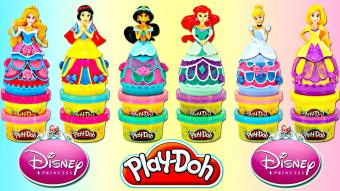 Harga Play-Doh Disney Princess Figures