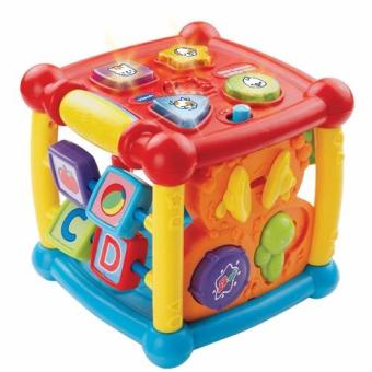 Harga VTech Busy Learners Activity Cube