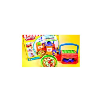 Harga Play-Doh Twirl N Top Pizza Shop