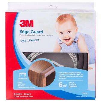 3M™ Child Safety - Corner Guards Brown